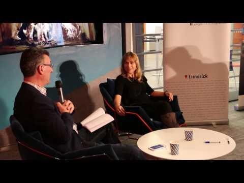 Startup Grind Limerick Hosts Niamh Bushnell( Dublin