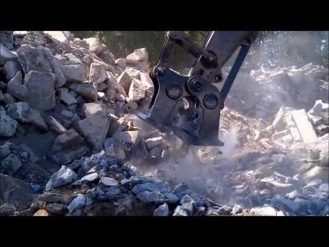 Force Group Demolition Concrete Pulverizer