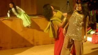 Kajal and Ashna