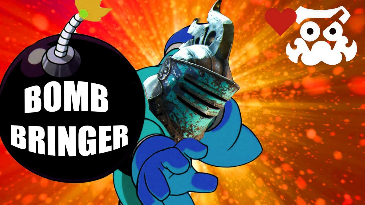 FOR HONOR - THE BOMB-BRINGER  (may contain salt)
