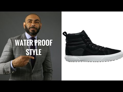 Top 10 Most Stylish Water Proof Shoes/ Stylish Water Proof Men's Shoes And Boots