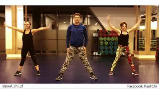 River - Bishop Briggs - Cooldown Zumba Choreo by Paul Chi