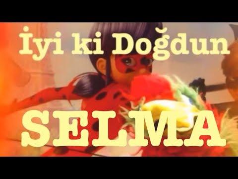 İyi ki Doğdun SELMA :)  Komik Doğum günü Mesajı 1. VERSİYON ,DOĞUMGÜNÜ VİDEOSU Made in Turkey :) 🎂