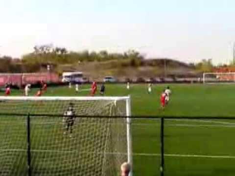 Roosevelt U 2 vs 2 iTT University soccer college game.5  10/02/13