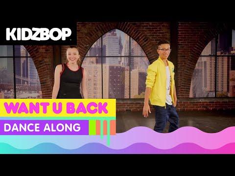 KIDZ BOP Kids  Want U Back Dance Along