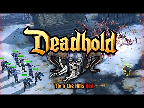 Vapourware - Deadhold, a Myth-like real-time tactics game