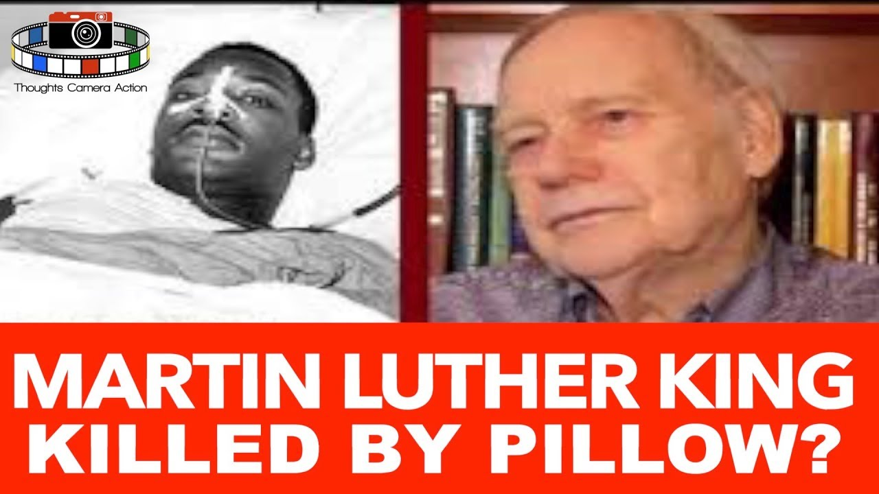 BREAKING NEWS:  MLK's LAWYER Reveals He Was KILLED By A PILLOW Not A GUN  (2019)