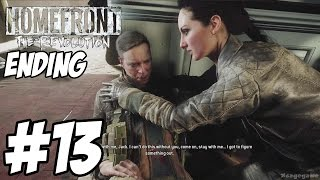 Homefront The Revolution ENDING Gameplay Walkthrough Part 13 ( Xbox One ) [ HD ]