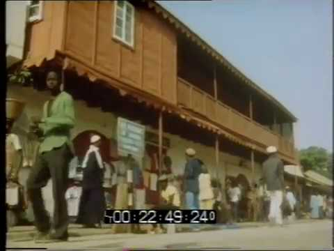 The Gambia | Banjul | Africa | Wish you were here! | 1984