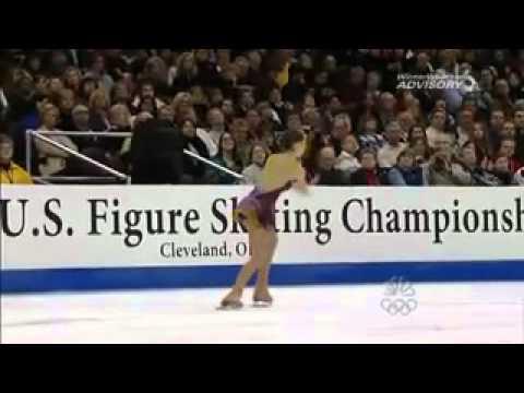 Alissa CZISNY- 2009 US national championships
