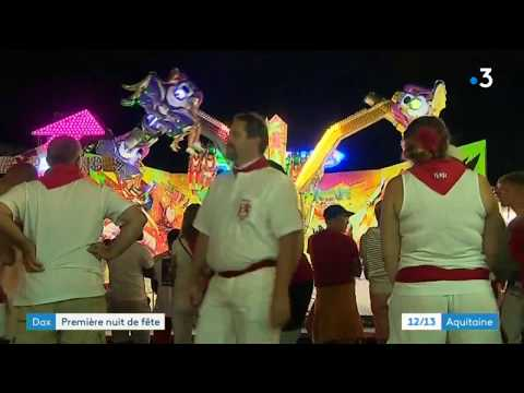 Feria de Dax 2018 : retrouvez l'ambiance en musique des fêtes