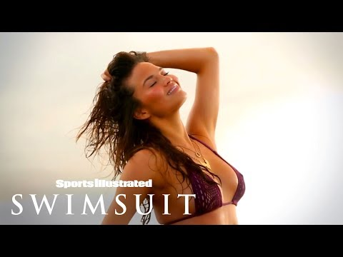 Chrissy Teigen & More Take You To The Edge Of The World | On Set | Sports Illustrated Swimsuit