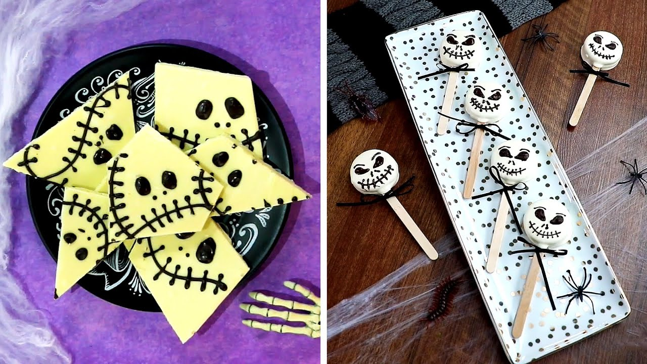 17 Chocolate Halloween Treats And Party Snacks