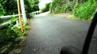50代酉年。熱中症のリスクを負っての自転車激坂チャレンジ。