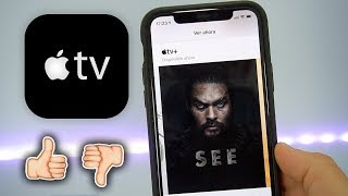 Mi experiencia con Apple TV+, ¿Merece la pena?