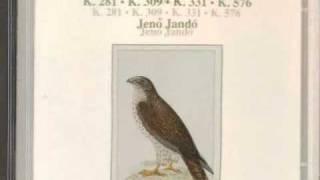 JENO JANDO - MOZART - PIANO SONATAS VOL 4.wmv