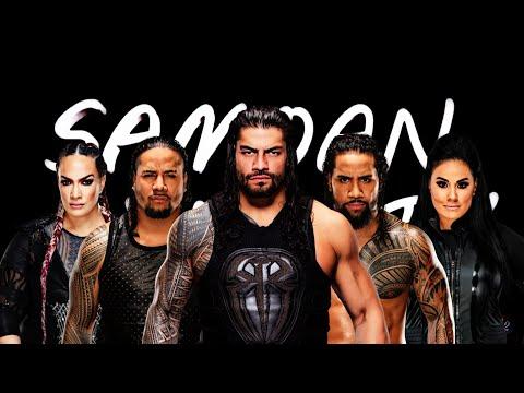 WWE Samoan Dynasty Custom Titantron thumbnail