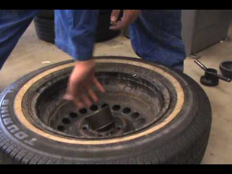 Tire Balancer - YouTube