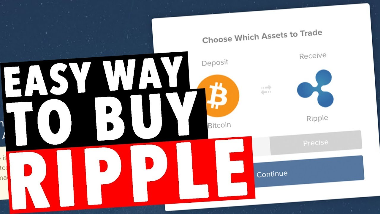 ripple xrp how to buy