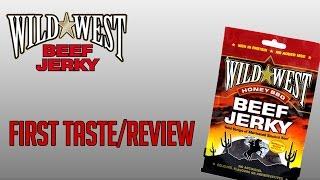 Wild West Honey Bbq Beef Jerky