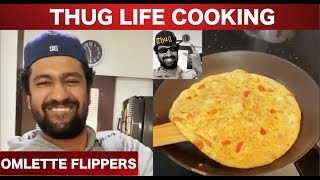 Vicky Kaushal's Super Fun Cooking On Flipping The Omlette – Full Video