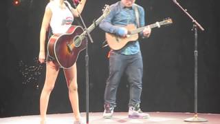 Everything Has Changed - Taylor Swift & Ed Sheeran (Nashville)