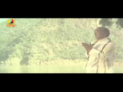 Seetharamaiah Gari Manavaralu Movie Songs | Badharagiri Ramayya Song | ANR | Meena