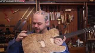 can I build a guitar with a slice of tree trunk? - Podcast 134