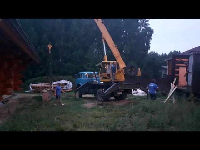 Получение  стеклопакетов для  монтажа в г  Ярославль, день 1