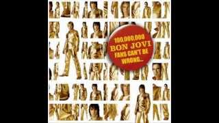 Bon Jovi - Open All Night Lyrics (unreleased)