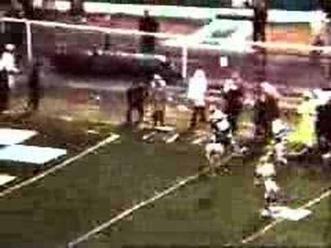 Alabama Football 1967 Stabler run in the mud vs Auburn