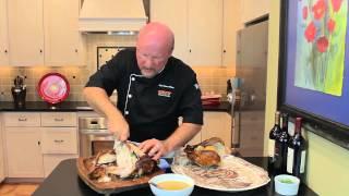 Amazing Way to Carve a Turkey