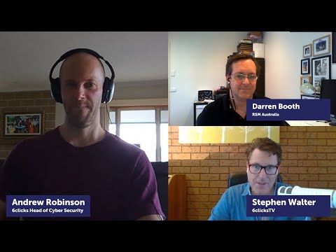 Open Banking Data Rights, Concerns & Accreditation with Darren Booth & Andrew Robinson
