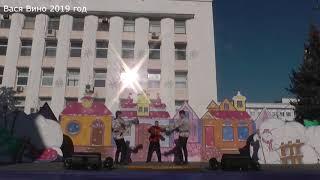 Бендеры Рождественская ярмарка 5 Января 2019 год часть 16
