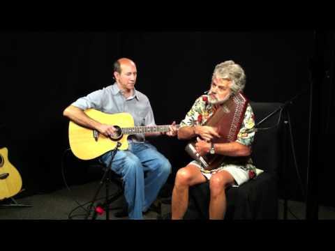 Richard Gilewitz & Gove Scrivenor - You Are My Sunshine - Auto Harp & Acoustic Guitar Performance