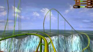 Ultimate Ride Coaster Deluxe Coaster 3
