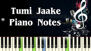 Tumi Jake (praktan) Piano Notes