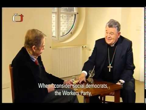 Společný výslech: Václav Havel a Dominik Duka