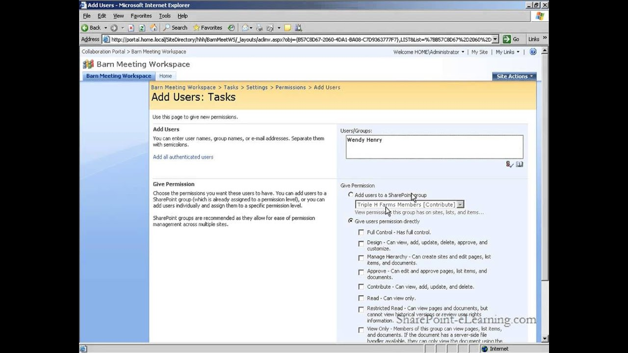 Meeting workspaces in sharepoint 2007 youtube for Sharepoint 2013 meeting workspace template