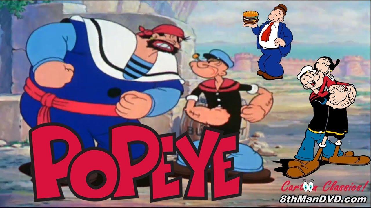 Popeye Wallpaper 3d Popeye The Sailor Meets Sindbad The Sailor 1936