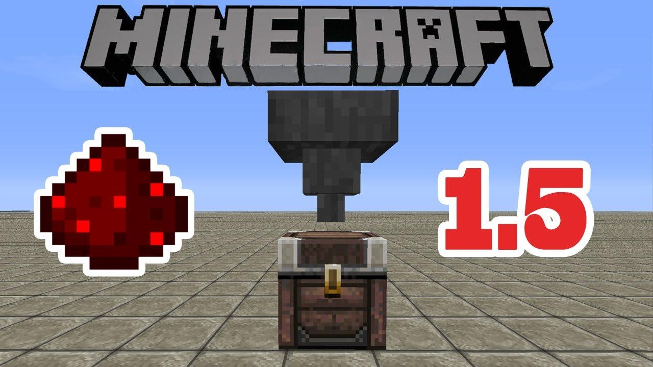 minecraft redstone tips tricks youtube rh youtube com Redstone Active Redstone Lamp Wiring