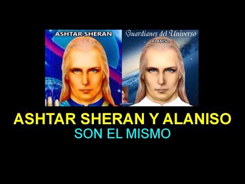 ASHTAR SHERAN Y ALANISO son el mismo