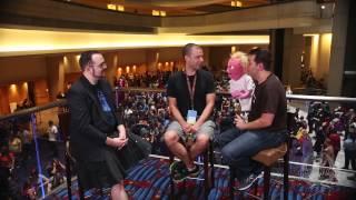 Paul McGinnis & Victor Yerrid (Dragon Con 2013)