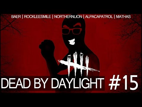 Northernlion and Friends Play: Dead by Daylight - Episode 15 [Barely]