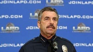 LAPD chief resists Trump's deportation plan