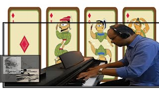 Khara bayu boy bege - Tagore Song | Instrumental Music | Piano Cover