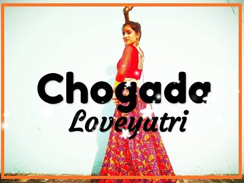 CHOGADA | Loveyatri | Darshan Raval,Asees Kaur | Choreography by Shrinkhala Sharma