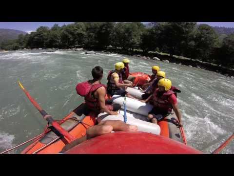 Beas River Rafting part 1