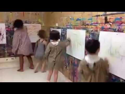 Music, Painting, Art for kids