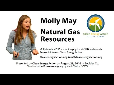 Natural Gas Resources - Clean, Cheap, & Abundant?